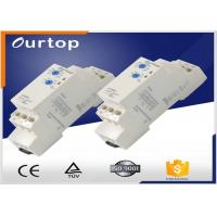 Buy cheap 0.2% Set Value Stability On Off Delay Timer Relay AC0.7-3VA DC0.5-1.7w With Control Signal from wholesalers