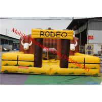 inflatable bull riding machine inflatable mechanical bull inflatable mechanical bull Manufactures