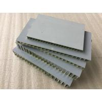 Quality Silver Aluminum Honeycomb Panels 12mm Thickness Anti - Static Corrosion for sale
