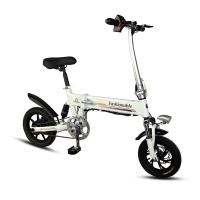 Portable Electric Fold Up Electric Bike Samsung Lithium Battery Easy To Place Manufactures