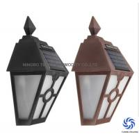 10 Lumen Solar Powered LED Wall Light , Wall Mounted Solar Lights Outdoor Manufactures
