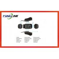 HD GPS Tracking Dash Cam , Wireless Dash Cam With Video Recording Function Manufactures