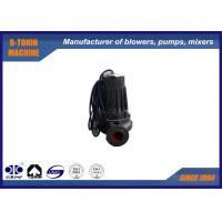 15KW Wastewater Submersible Pump for civil water plant with high head 42m Manufactures