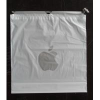 Custom Apple Iphone Classic Drawstring Plastic Bags with PP Rope Manufactures
