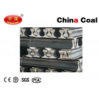 Buy cheap Custom Steel Crane Rail Steel Products QU70 80 100 120 Crane Rails from wholesalers