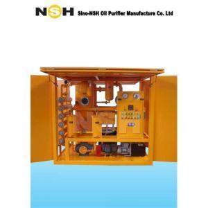 China Vacuum Transformer Oil Regeneration Purifier on sale