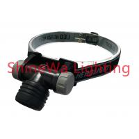 China Head Movable LED High Power Headlamp / Most Powerful Trail Running Headlight on sale