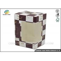 China Luxury Chocolate Candy Boxes , Cardboard Food Packaging Boxes Biodegradable Friendly on sale