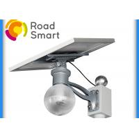IP65 All In One Garden Light , Solar Park Lights 160lm/w With 3 Year Warranty Manufactures