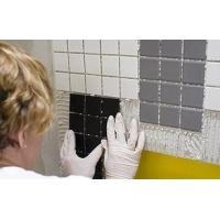 Cement Mixture Acrylic Tile Adhesive Floor Tiles / Tile To Tile Adhesive For Bathroom Manufactures