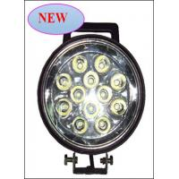 Round Cree Offroad 30V Led Working Light IP67 Waterproof , Spot LED Light for tractors Manufactures