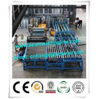 Automatic HVAC Duct Manufacturing Line , Wind Tower Production Line Make Heating Duct Manufactures