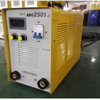 Energy Saving Intelligent ARC Welding Machine 10.5KVA with Steel Panel Manufactures