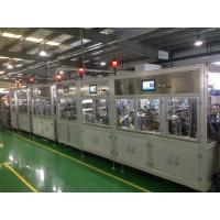 Auto Parts Assembly Machine , Hose Clamp Manufacturing Assembly Line Equipment Manufactures