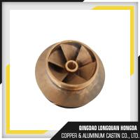 Precision CNC Turning Brass Die Casting Parts For Medical ISO 9001 Approved Manufactures
