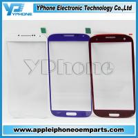 corlorful 5.0 Inches Cell Phone Front Glass screen For Samsung galaxy S4 I9500