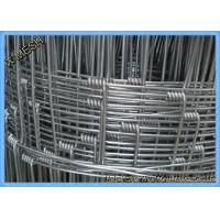 Hot Dipped Galvanized Hinge Joint Fencing For Animals Feeding Manufactures