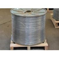 0.90mm - 1.57mm High Carbon Spring Wire , Bright Steel Wire 750 - 2300Mpa Manufactures