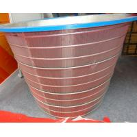 Quality TURBO-SHEAR COANDA SCREENS FROM XINLU METAL WIRE MESH for sale