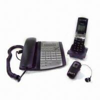 China DECT Combo with Answering Machine and DECT Headset on sale