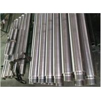 Hard Chrome Rod Micro Alloy Steel With Superior Turning Performance Manufactures