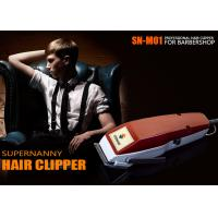 Washable Low Noise Powerful Hair Clippers For Men , Shaver Beard Manufactures