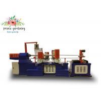 Low Noise 4 Head Paper Tube Making Machine With Touch Screen 11kw Manufactures