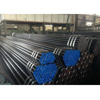 T11 Material Alloy Seamless Steel Pipe / Tube Pipe Minimum Wall Thickness Size Manufactures