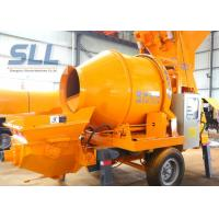 Professional Towable Concrete Pump Manufactures