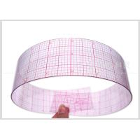 Kearing Flexible Grading Pattern Making Ruler 24 inch Plastic Fashion Design Grids Rule Sandwich Line Manufactures