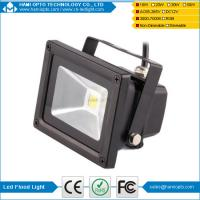 Black house 10W LED Flood Lights Replace 50W halogen bulb, Security Lights, Floodlight Manufactures