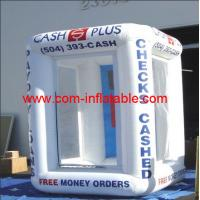 Inflatable cash machine inflatable advertising machine Manufactures