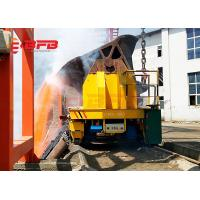 40 Tons Heat Resist China Made High Quality Ladle Transfer Cart Designer Price Manufactures