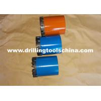 STD TW 4 Inch Diamond Core Drill Bits Exploration Impregnated PDC Type Manufactures