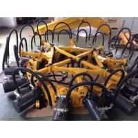 Buy cheap 280kn Max Rod Pressure Pile Cutter Machine , 135mm Crowd Stroke Hydraulic Pile from wholesalers