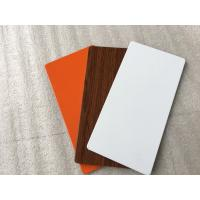 Lightweight Aluminum Sign Panels Corrosion Resistance With  Sound Insulation Manufactures
