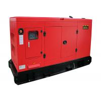 Perkins 120 KW / 150 KVA Diesel Power Generators With Soundproof Canopy Manufactures