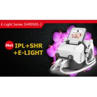 Sanhe Newest Ipl + e-light+ SHR 3 in 1 Mini Hair removal device/CE/ hair removal portable laser