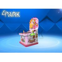 Coin Operated Children Electric Game Machine Hammer Simulator For Game Center Manufactures