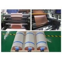 C11000 Rolled Soft Copper Foil For PCB / Battery 0.015 - 0.5mm Thickness Manufactures