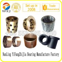 professional factory manufacture bronze bushing,copper bush,graphite copper sleeve Manufactures