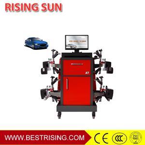 China Car workshop used wireless bluetooth ccd sensor vehicle wheel aligner for sale on sale