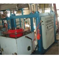 Pillar Type Double Lifting PVC Shrink Film Blowing Machine 15KW Driving Motor Manufactures