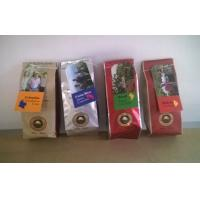 Buy cheap Customized Coffee Packaging Bags / plastic side gusset packaging pouch from wholesalers
