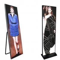 China Indoor Led Poster Light Box High End Chain Store Commercial Advertising on sale