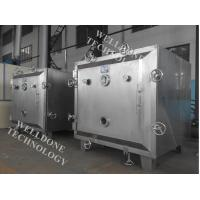 Static Drying Pharmaceutical Tray Dryer , Vacuum Oil Dryer For Medicine / API Manufactures