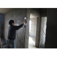Natural Cement Based Texture Stucco Exterior Wall , Home Interior Paint Manufactures