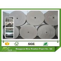 Paper in Reel 600 - 1400 gsm Grey Paper Roll Thickness Gray Board Paper Manufactures