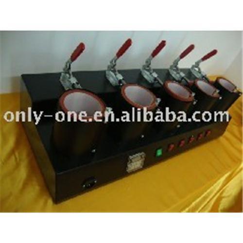 Quality Combo Mug Heat Press/transfer Machine (5 in 1) for sale