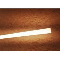Dustproof Warm White 4ft LED Batten Fitting High Brightness For Parking Lots Manufactures